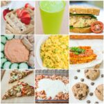10 tips for raising plant based kids + meal ideas
