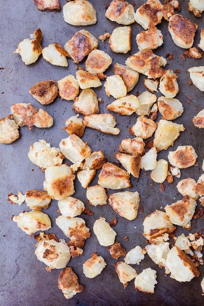 Oil Free Super Crispy Fries