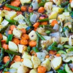 Easy Spring Roasted Vegetables