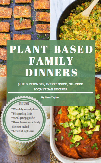 Plant-based Family Dinners