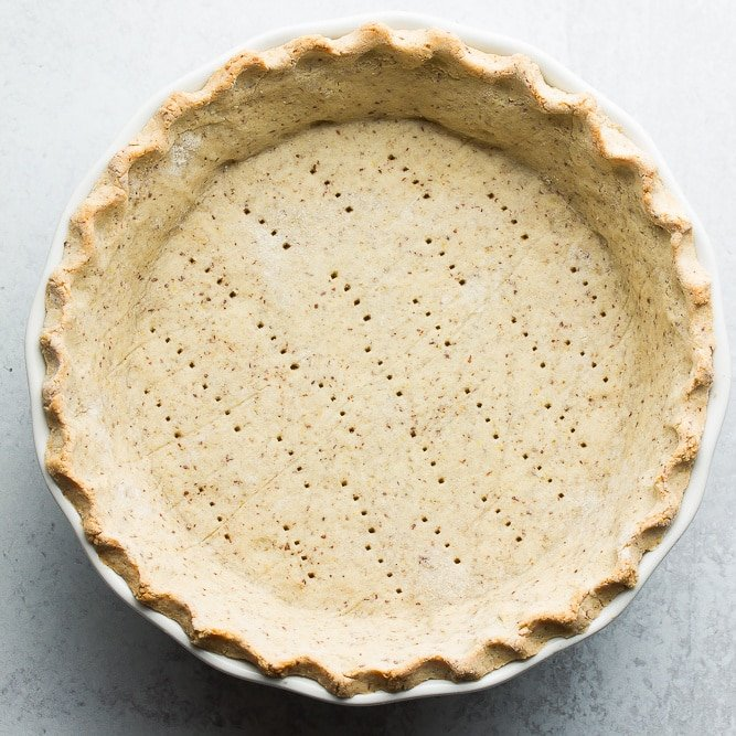 Easy Healthy Pie Crust Vegan Gluten Free Oil Free Nora Cooks