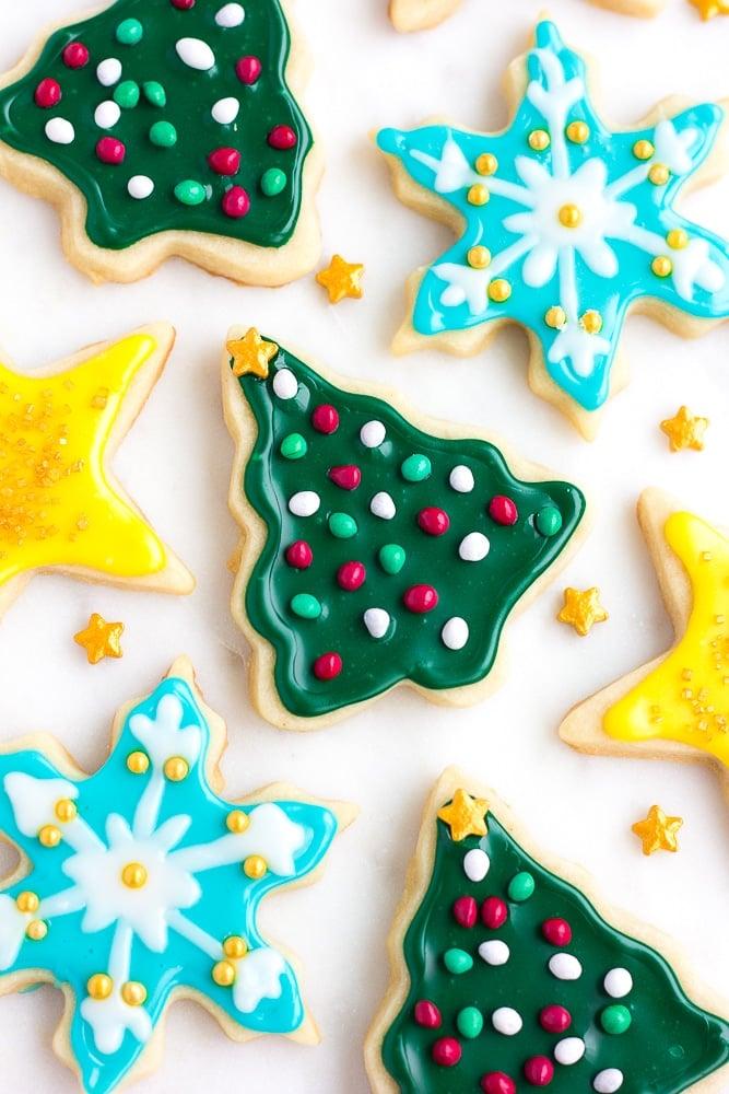 The Best Vegan Sugar Cookies Nora Cooks