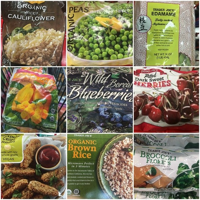 Trader Joe's Vegan Shopping List | Nora Cooks