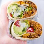 Vegan Burritos (Instant Pot and Stovetop options)