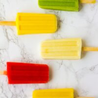 5 popsicle recipes