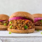 The Best and Easiest Vegan Sloppy Joes
