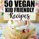 50 Vegan Kid Recipes