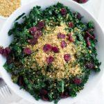 Festive Kale Salad