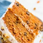 1 Bowl Vegan Carrot Cake