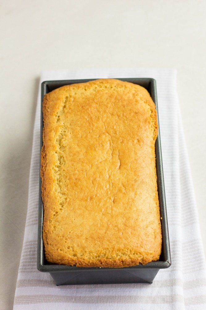 cooked lemon loaf