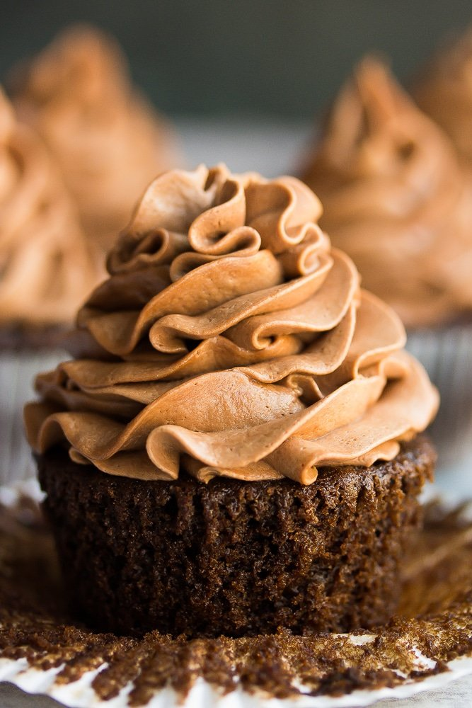 The Best Vegan Chocolate Cupcakes Nora Cooks